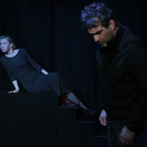 """Grünes Wasser.Roter See"" Theater Atelier Stuttgart 2016"