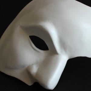 Maske für Phantom der Oper, Musikschule Ravensburg 2014