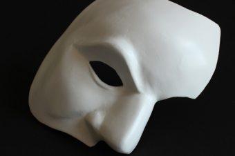 """Maske für """"Phantom der Oper"""""""